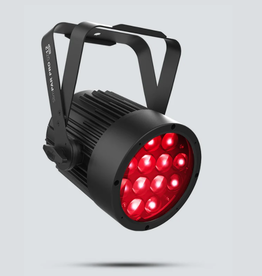 Chauvet DJ Chauvet DJ SlimPAR Pro QZ12 USB RGBA Wash Light with Motorized Zoom and D-Fi