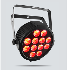 Chauvet DJ Chauvet DJ SlimPAR Q12 USB High Output RGBA Wash Light with D-Fi