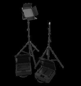 Chauvet DJ Chauvet DJ Cast Panel Pack Complete Lighting Solution for Streaming