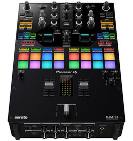 Pioneer DJ DJM-S7 Scratch Style 2 Channel Performance DJ Mixer