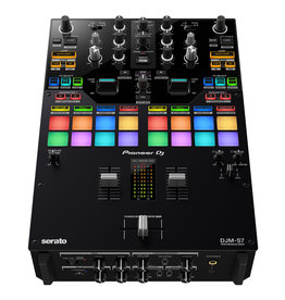 DJM-S7 Scratch Style 2 Channel Performance DJ Mixer - Pioneer DJ