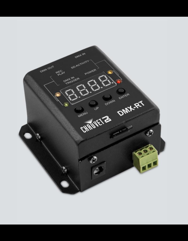 Chauvet DJ Chauvet DJ DMX-RT DMX Recording Device with Triggerable Playback