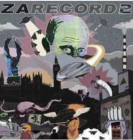 """Cut & Paste Zarecord 2: NMCP Studio 12"""" Scratch Record - Cut & Paste Records"""