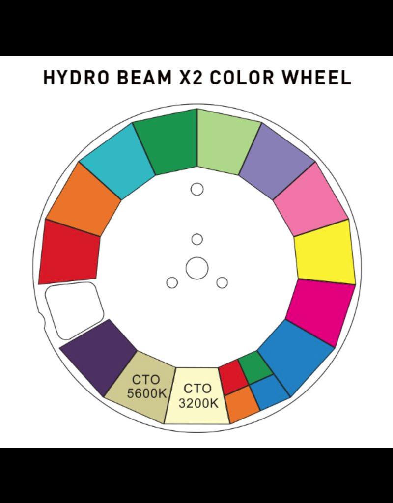 ADJ ADJ Hydro Beam X2 IP65 Rated Professional 370W Moving Head Fixture