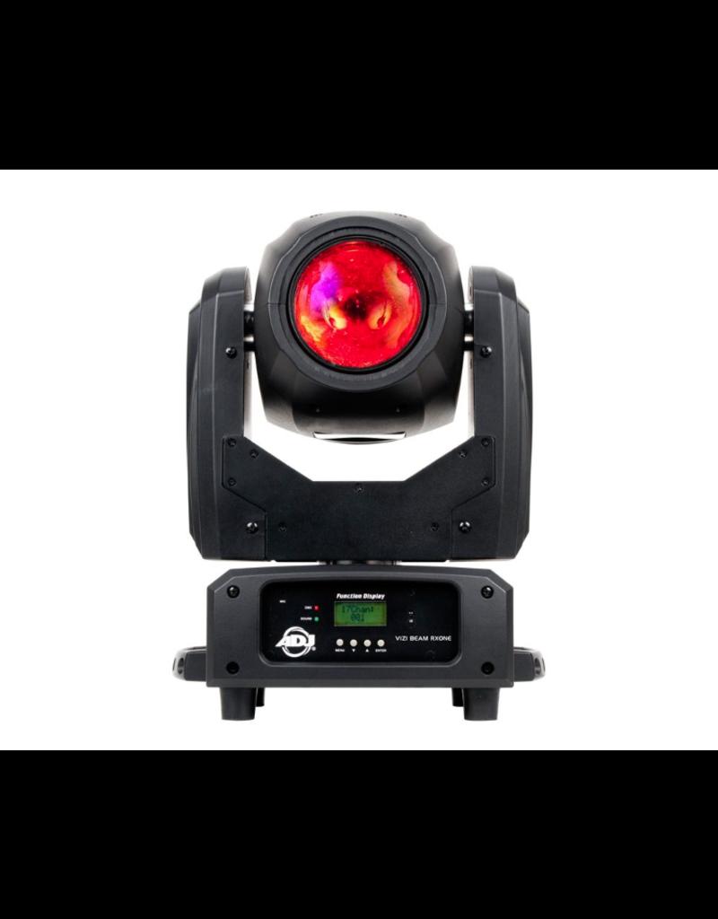 ADJ ADJ Vizi Beam RXONE Compact and Quick Moving Head with 1R HTI Long Life Lamp