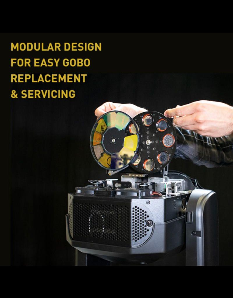 ADJ ADJ Vizi CMY300 Hybrid Moving Head with CMY Color Mixing and WiFLY EXR Wireless DMX