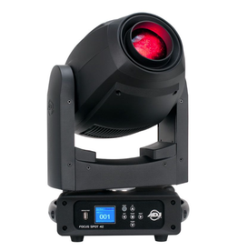 ADJ ADJ Focus Spot 4Z 200W LED Moving Head Spot Fixture with Motorized Focus & Motorized Zoom