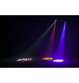 ADJ ADJ Pocket Pro Pearl Mini Moving Head with a 25W LED and Replaceable GOBOs