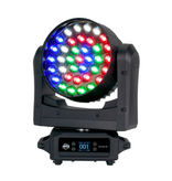 ADJ ADJ Vizi Wash Z37 Professional 740w Moving Head Wash Fixture with Variable Motorized Zoom