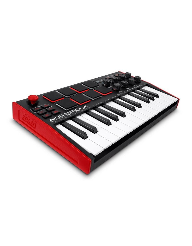 Akai Professional MPK MINI Mk3 Compact Keyboard and Pad Controller