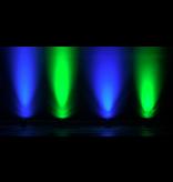 ADJ ADJ Element HEXIP Chrome RGBAW+UV IP54 Outdoor LED Par with WiFLY Wireless DMX