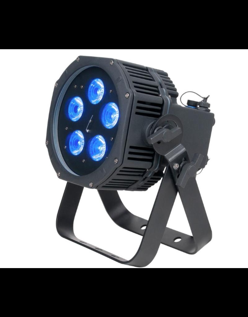 ADJ ADJ WiFLY EXR HEX5 IP Outdoor Rated IP65 Wireless DMX RGBWA+UV LED Par
