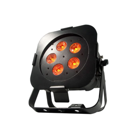 ADJ ADJ WiFLY Par QA5 Flicker Free RGBA Color Mixing Wash Fixture with Electronic Dimming
