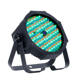 ADJ ADJ Mega Go Par 64 Plus Battery Powered Low Profile RGB + UV LED Par Can