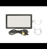 ADJ ADJ 32 HEX Panel IP Wash / Blinder / Color Strobe Fixture IP65 Indoor & Outdoor Use