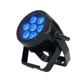 ADJ ADJ 7P HEX IP Heavy Duty IP65 Outdoor Par with 7 x HEX LEDs