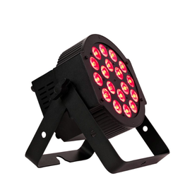 ADJ ADJ 18P Hex Powerful All Metal Par with 18 x HEX LEDs