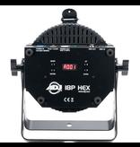 ADJ ADJ 18P Hex Powerful All Metal Par with 18 x HEX LEDs