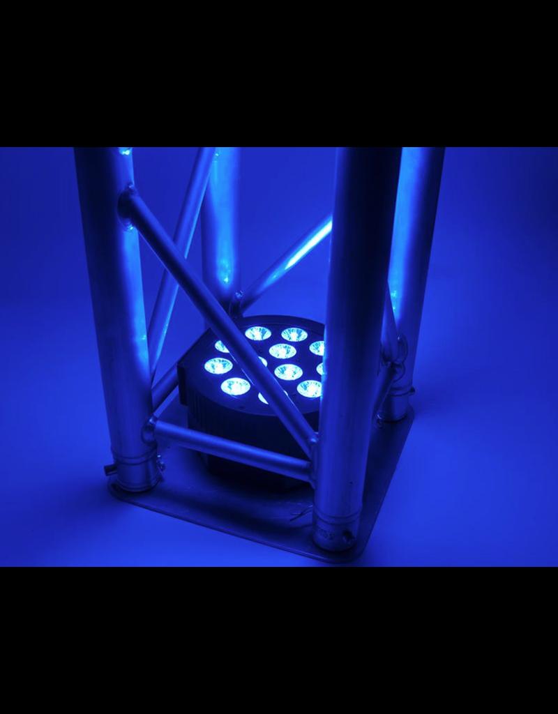 ADJ ADJ 12P Hex Powerful All Metal Par with 12 x HEX LEDs