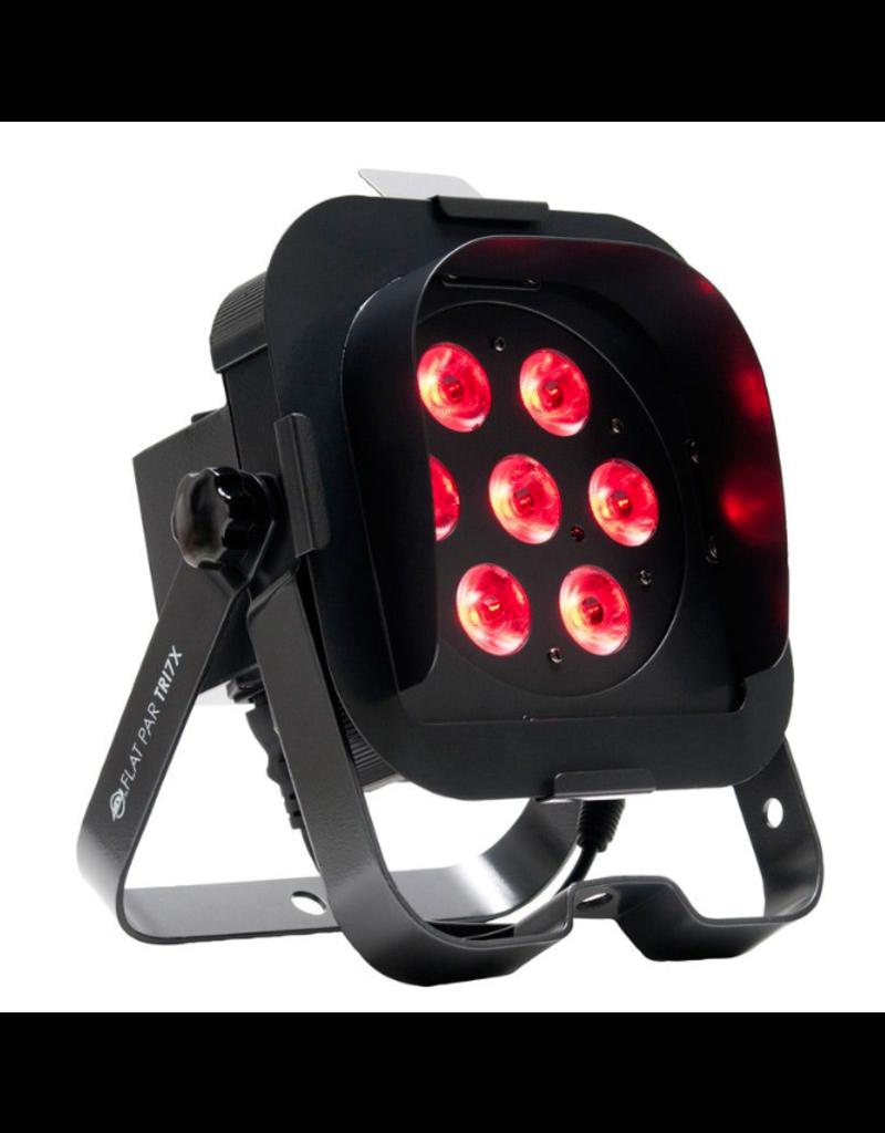 ADJ ADJ Flat Par TRI7XS Low Profile Par Can with 7 x RGB LEDs