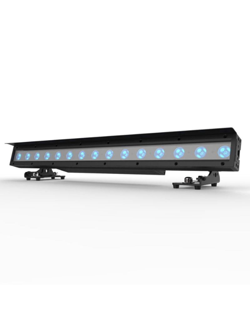 ADJ ADJ 15 Hex Bar IP Multi Functional RGBWA+UV Linear Wash Fixture IP65 Rated for Outdoor Use
