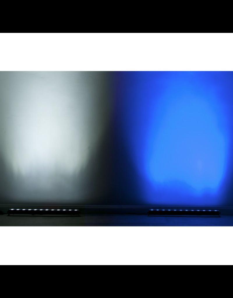 ADJ ADJ UB 12H Linear Fixture with 12 x 6w RGBAW + UV LEDs