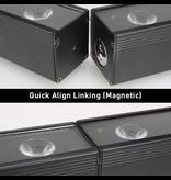 ADJ ADJ UB 9H Linear Fixture with 9 x 6w RGBAW + UV LEDs