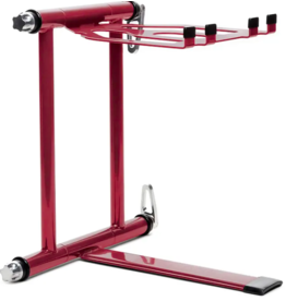 Crane Stand Classic Color Collection: Crimson DJ Laptop Stand