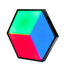 ADJ ADJ 3D Vision Plus Hexagonal LED Panel with 3D Visual Effects