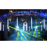 ADJ ADJ LED Pixel Tube 360 SYS 10 Set of 10 Color Changing LED Tubes and 10 Ch Driver
