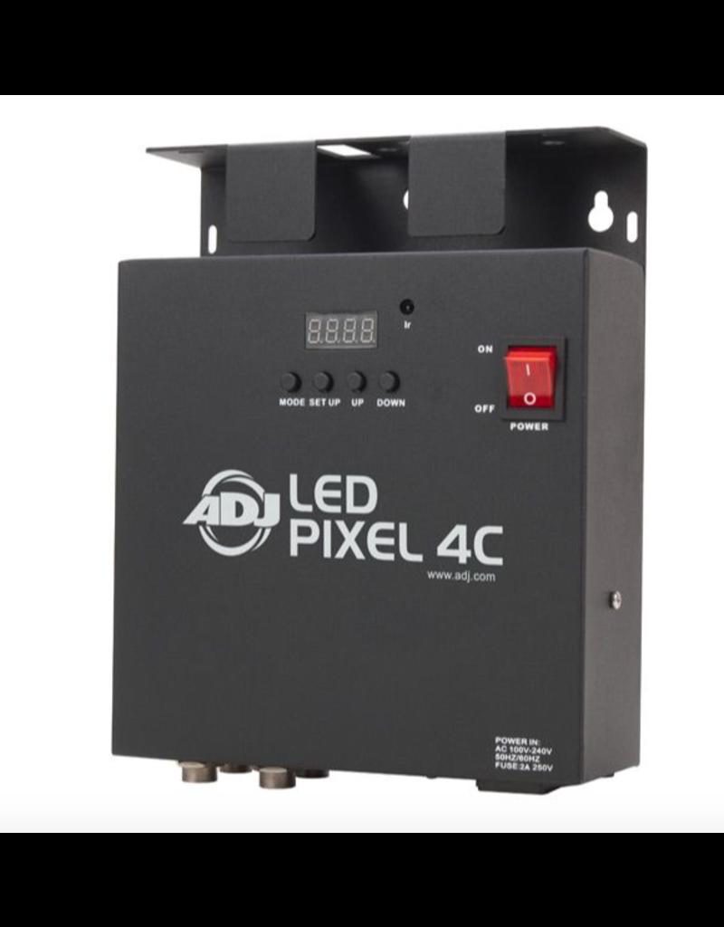 ADJ ADJ LED Pixel 4C Controller for up to 4 LED Pixel Tube 360