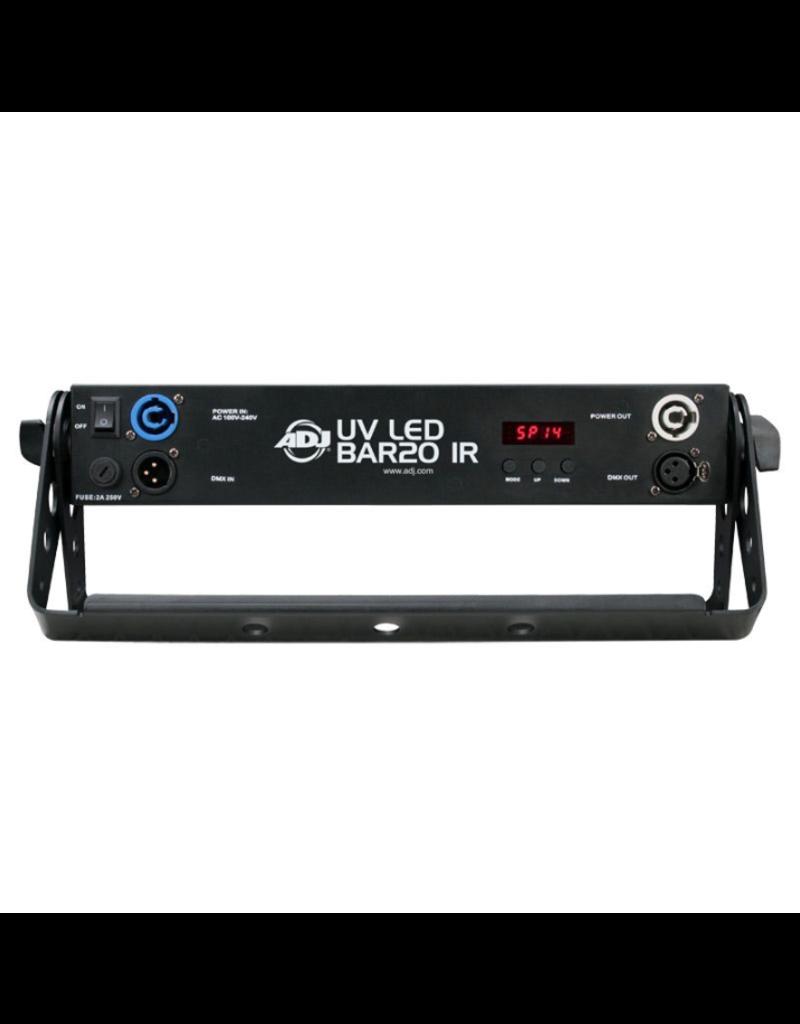 ADJ ADJ UV LED BAR20 IR High Output UV LED Backlight with UC IR Remote
