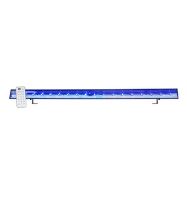 ADJ ADJ ECO UV BAR PLUS IR Ultraviolet LED Fixture with UC IR Remote