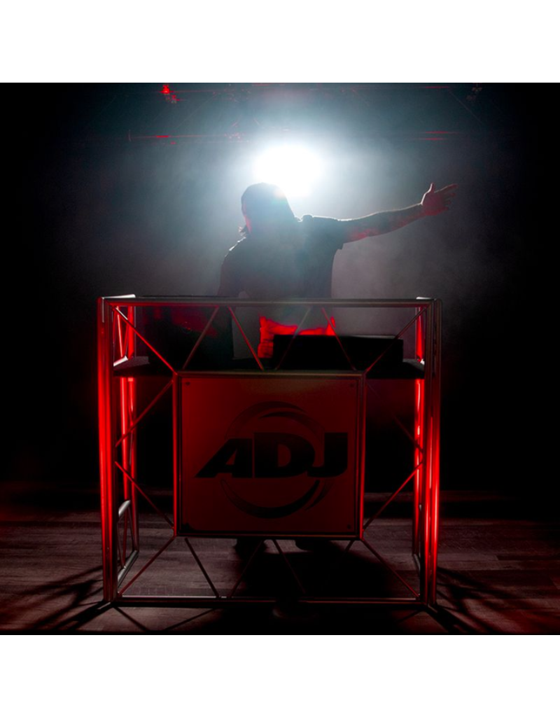 ADJ ADJ Mega Flash DMX Programmable Sound Activated 800w Strobe Light