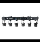 ADJ ADJ Saber Bar 6 15w Warm White LED 6 Head Pinspot Lighting System