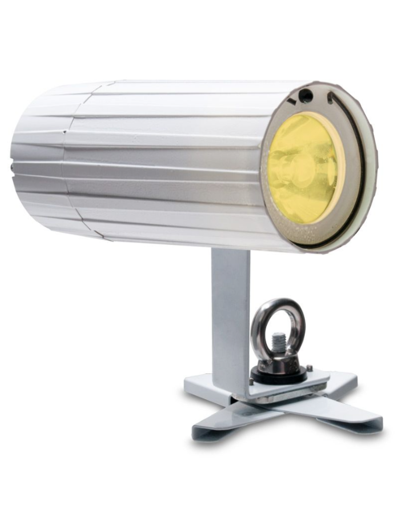 ADJ ADJ PinPoint GO TW Battery Powered 3w Cool White/Warm White/Amber 3-in-1 LED Pinspot