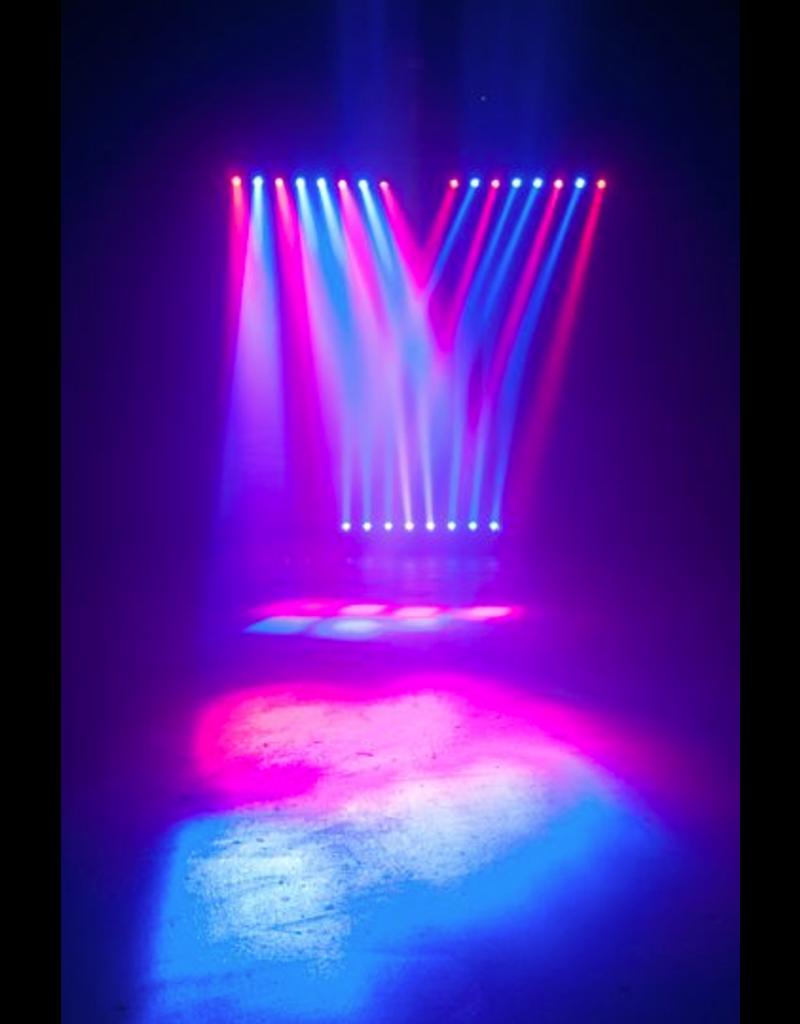 ADJ ADJ Sweeper Beam Quad LED 8 Zone RGBW LED Linear Fixture