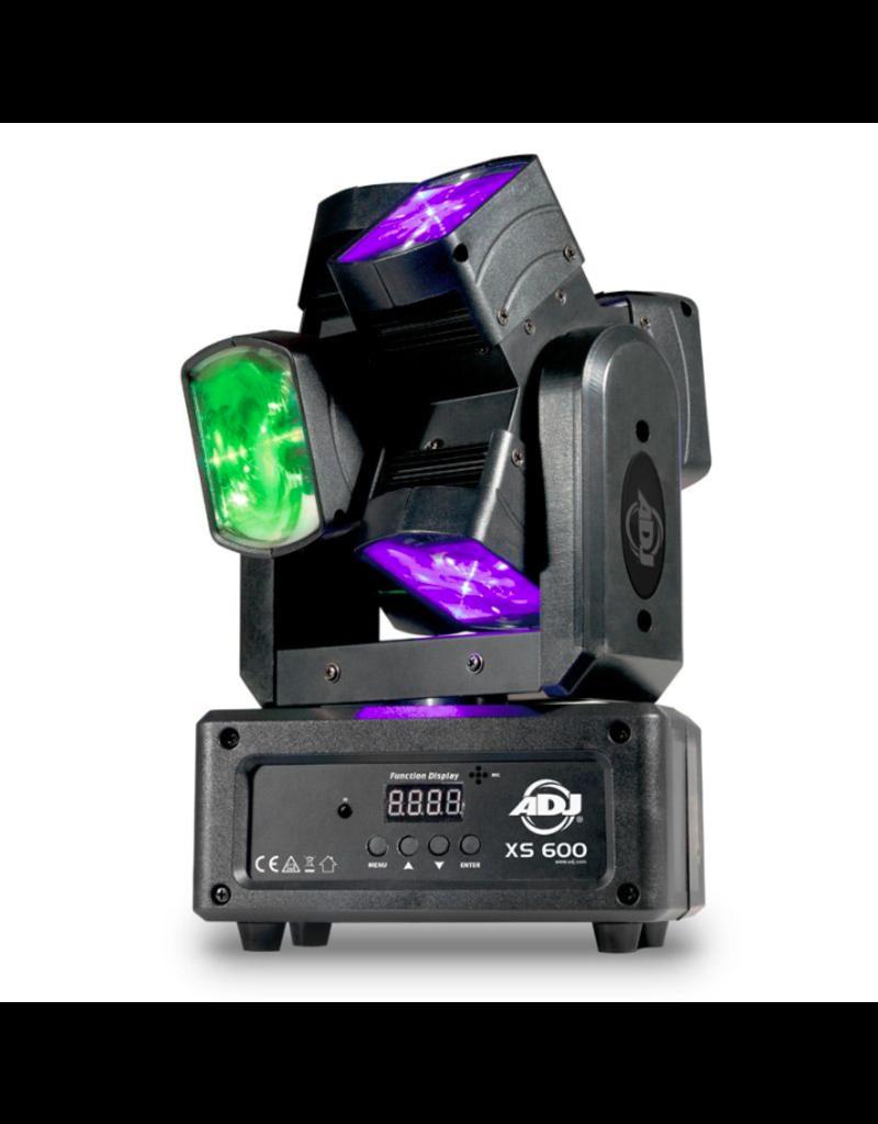 ADJ ADJ XS 600 Dual 360 Degree Moving Heads with 6 Lenses