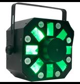 ADJ ADJ Startec Stinger 3-FX-In-1 Moonflower + Strobe + Laser Effect