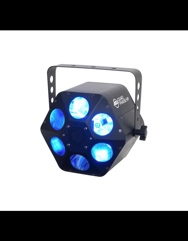 ADJ ADJ Quad Phase HP 32w 4-in-1 Quad Color LED Moonflower