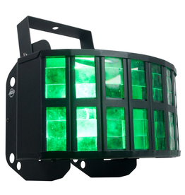 ADJ ADJ Aggressor HEX LED with 2 12w 6-IN-1 RGBCAW HEX LEDs