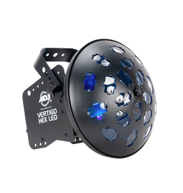 ADJ ADJ Vertigo HEX LED with 2 12w 6-in-1 RGBCAW Hex Color LEDs