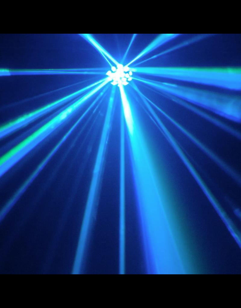 ADJ ADJ Vertigo HEX LED with 2 12w 6-in-1 RGBCAW Hex Color LEDs