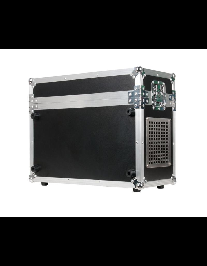 ADJ ADJ Entourage 1400W Professional Grade Faze Machine Built into a Flight Case