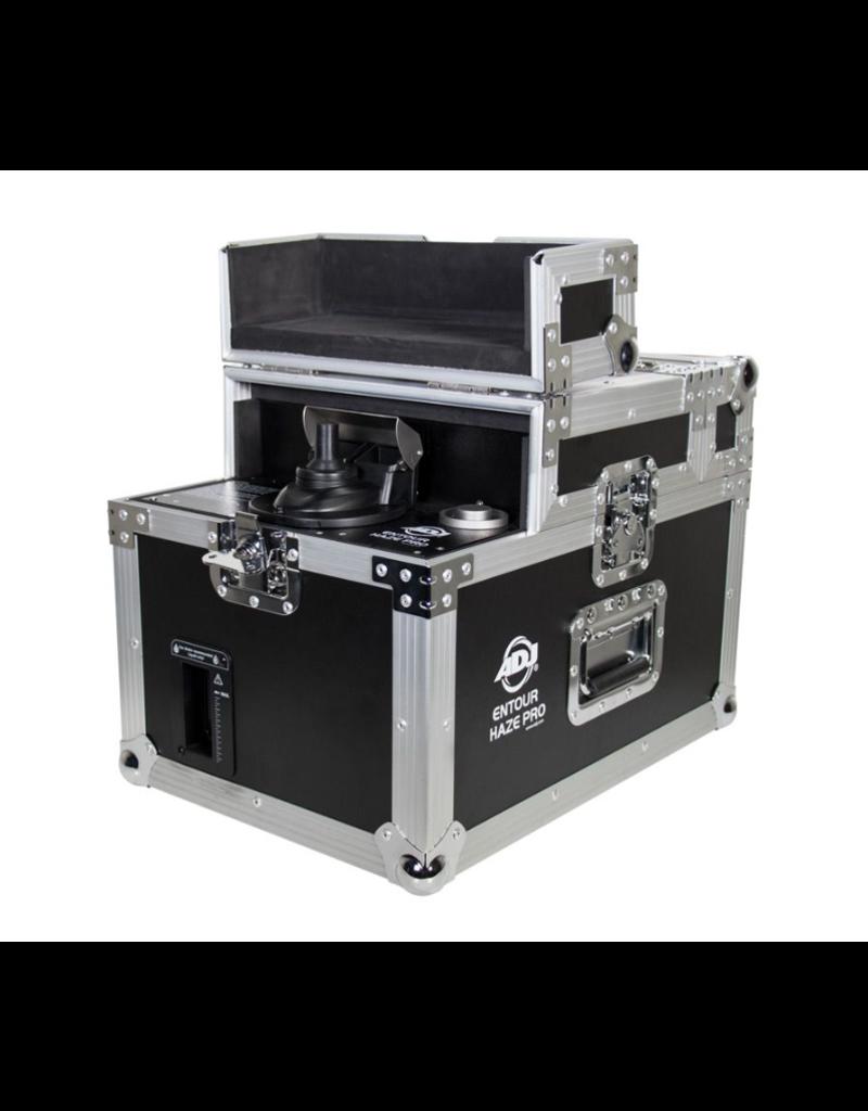 ADJ ADJ Entour Haze Pro Touring Grade Haze Machine with Built-in Flight Case