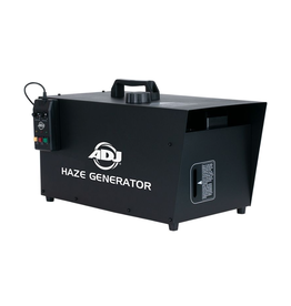 ADJ ADJ Haze Generator Fog Mist Machine with 30' Wired Remote