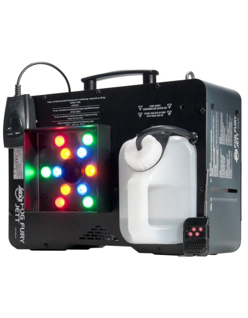 ADJ ADJ Fog Fury Jett Vertical Fog Machine with RGBA LEDs