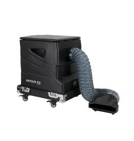 ADJ ADJ Entour Ice Tour Grade Low-lying Fog Machine Uses Dry Ice and Water