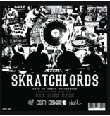 """Cut & Paste Path of Least Resistance: The Skratchlords  7"""" Scratch Record - Cut & Paste Records"""