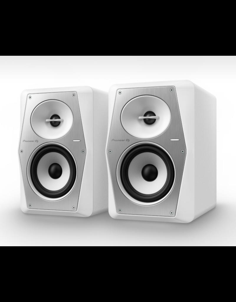 "ADJ VM-50-W 5"" Active Monitor Speaker (White) - Pioneer DJ"